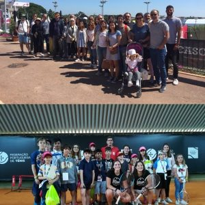 Visita ao Millennium Estoril Open