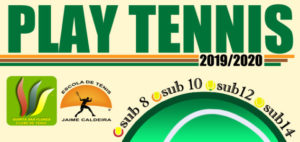 CIRCUITO PLAY TENNIS REGRESSA A 26 E 27 DE OUTUBRO