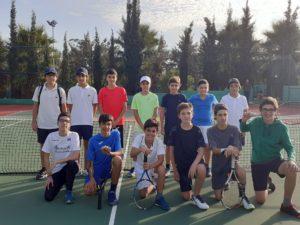 Circuito Play Tennis – 1.ª etapa
