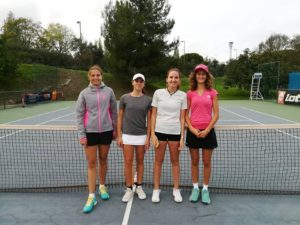 Interclubes Sub16 Femininos – 1º Encontro