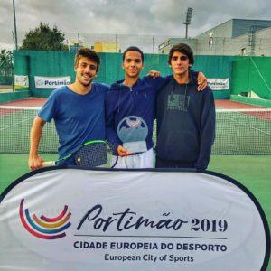 Open Portimão – Araújo e Lopes em destaque