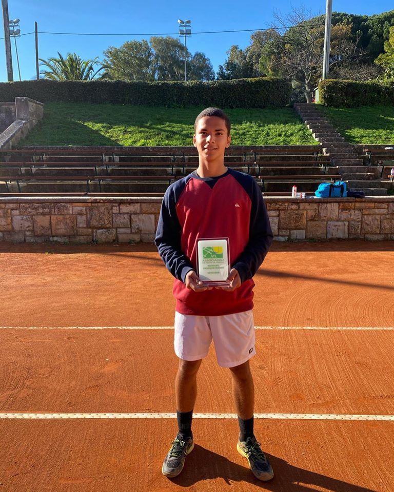 Pedro Araújo Campeão do Masters ATL 2019