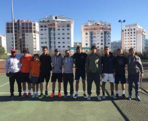 1ª Jornada – Interclubes Seniores Masculinos